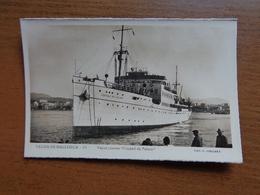 "Boot, Bateau, Boat / Palma De Mallorca, Vapor Corree 'Ciudad De Palma"" -> Onbeschreven - Steamers"