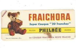 BUVARD  FRAICHORA  PAIN D EPICES   PHILBEE DIJON  *****     A SAISIR   ***** - Gingerbread