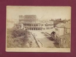 220520B - PHOTO ALBUMINEE - ITALIE ROMA Colosseo O Antiteatro Flavio - Colisée