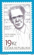 2019 : Peter EBEN (1929-2007) Compositeur Pianiste Et Organiste - Ungebraucht