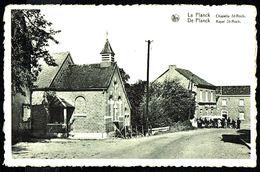 DE PLANCK - LA PLANCK - Kapel St-Roch - Chapelle St-Roch - Circulé - Circulated - Gelaufen - 1949. - Fourons - Voeren