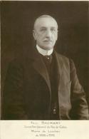 62 LOUCHES - PAUL BREMART - MAIRE DE LOUCHES DE 1885 A 1919 ET CONSEILLER GENERAL DU PAS DE CALAIS - France