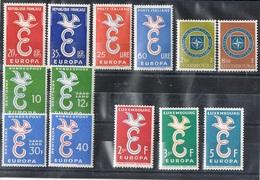 EUROPAZEGELS - Collections (sans Albums)