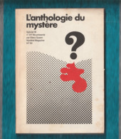 """"" L ' ANTHOLOGIE DU MYSTERE SPECIAL 18  """"  --  1974  -- Mystere  Magazine  Special  N° 339  Bis........... - Opta - Ellery Queen Magazine"