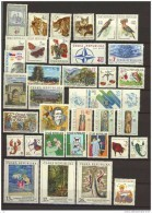 Année Complète 1999 Neuve / Complete Year Mint YT 198 / 234 + BF 7 - Tchéquie