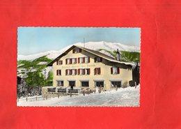 G2305 - Station De Sports D'Hiver - D04 - Le CHALET HÔTEL Du SAUZE - Alberghi & Ristoranti