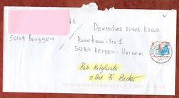 Brief, Expo Hannover, Kerpen 1999 (94255) - [7] Repubblica Federale