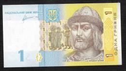 UKRAINE  P116Ab  1  HRYVNIA  2011   UNC. - Oekraïne