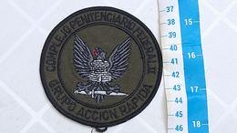 Argentina Argentine Corrections DOC SWAT Team  Badge Patch   #12 - Stoffabzeichen