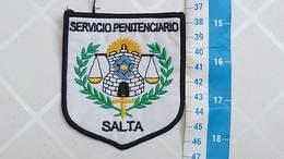 Argentina Argentine Corrections DOC Salta Province  Badge Patch   #12 - Stoffabzeichen