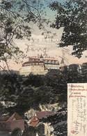 Schönberg I. Hessen - Schloss From Petersberg (L. Klement 1905) - Bensheim