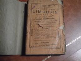 ALMANACH, Annuaire LIMOUSIN, 1888, Cour D'appel Et Diocèse De Limoges - Kalender