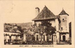 D64  GAN  Maison Jean D 'Albret  ..... - Jurancon