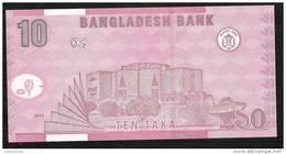 BANGLADESH P47c    10 TAKA  2010   UNC. NO P.h. ! - Bangladesh