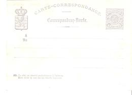 2 Postkarten: P12 * 1876  + P20 * 1877 - Entiers Postaux