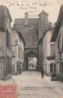*** 79 ***  PARTHENAY  Porte St Jacques Vue Intérieure TTB - Parthenay