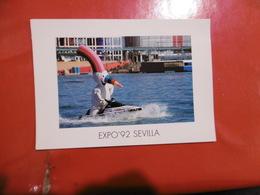 Sevilla Expo'92 - Curro En La  ,  Format: 170mm Sur 120mm - Sevilla