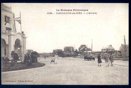 Cpa Du 22 Sables D' Or Les Pins -- L' Arrivée  AVR20-166 - Erquy
