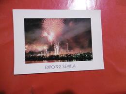 Sevilla Expo'92 - El Dia La Inauguracion  ,  Format: 170mm Sur 120mm - Sevilla