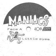 "SP 45 RPM (7"")  Various Artists  ""  Little Eyes / I'm So Sorry  ""  Promo - Vinyl Records"