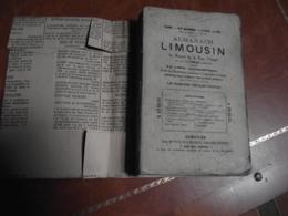 ALMANACH, Annuaire LIMOUSIN, 1885, Cour D'appel Et Diocèse De Limoges - Kalender