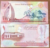 Bahrain 2008 1 Dinar Horse Fds  LOTTO 782 - Bahrein