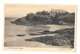 BELLE ILE EN MER (56) Port Andro Le Fortin - Belle Ile En Mer
