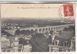 """Cachet Convoyeur """"Gretz A Paris 1908"""" Semeuse Frappe Superbe Luxe - Railway Post"""
