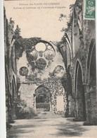 VAUX DE CERNAY. - Ruines Et Intérieur De L'Ancienne Chapelle - Vaux De Cernay