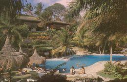 Punta Baluarte Swimming Pool Philippines Hotel Postcard - Mundo