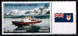Britisch Antarcticgebiet,Michel# 578 O  Antartic Ships: RRS Bransfield (1970-2000) - Territoire Antarctique Britannique  (BAT)