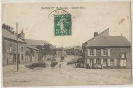 DAMOUZY GRANDE RUE - Otros Municipios
