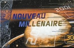 POLYNESIE FRANCAISE  -  PhoneCard  -  Nouveau Millénaire -  Uranus -  30 Unités  - PF 108 - French Polynesia
