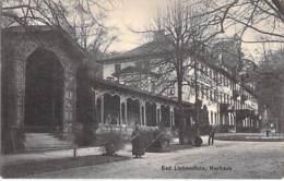 DEUTSCHLAND Allemagne ( Thuringe ) BAD LIEBENSTEIN : Kuhaus - CPA - Germany - Bad Liebenstein