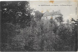 SAINTE MARIE LAPANOUZE (19) Le Chateau Danglard - France