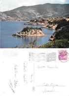 Isola D'Elba. Scoglio De La Paolina. Viaggiata 1962 - Altre Città