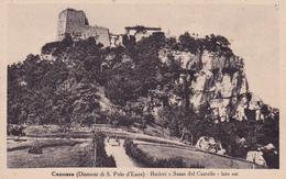 Cartolina - Canossa, Castello. Reggio Emilia. - Reggio Nell'Emilia