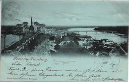 1900 - BRATISLAVA ,  Gute Zustand, 2 Scan - Slowakije