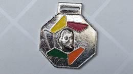 Argentina Argentine Evita Eva Peron Sport Games Medal  #12 - Brothel Tokens