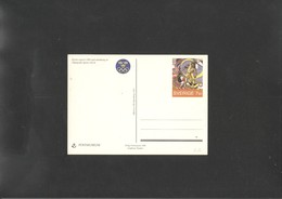 Olympics 1912 Stationery Card Of Sweden Of 1996 - Sommer 1912: Stockholm