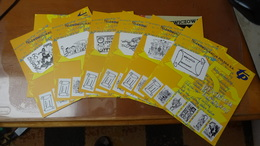 Poland Mint 6 Card Set - 1106-1111 - Polonia Tirage - 65.500 Each - Polonia