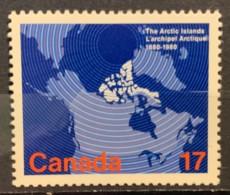 CANADA - MNH**  - 1980 - # 847 - 1952-.... Règne D'Elizabeth II