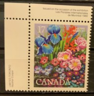 CANADA - MNH**  - 1980 - # 855 - 1952-.... Règne D'Elizabeth II