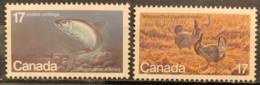 CANADA - MNH**  - 1980 - # 853/854 - 1952-.... Règne D'Elizabeth II