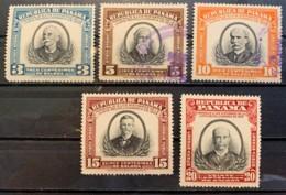 PANAMA - M/U  - 1948 -  # C88/92 - Panamá