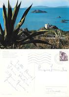 Punta Ala (GR). Isola Sparviero E Isola D'Elba. Viaggiata - Altre Città