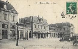 CHARLEVILLE - La Gare - Charleville