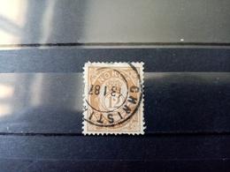 NORVEGE.1883. N° 41.  COR  .Oblitéré .  Côte Yvert 25  €. - Used Stamps