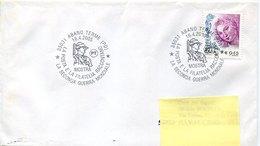 54771 Italia, Special Postmmark Abano Terme 2005  Seconda Guerra Mondiale, Alpini Raccontano - Italie