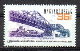 HONGRIE. N°3817 De 2001. Pont. - Bridges